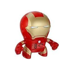Vasember világítós ébresztőóra - Mesenet Nerf, Superman, Iron Man, Superhero, Fictional Characters, Shopping, Iron Men, Fantasy Characters