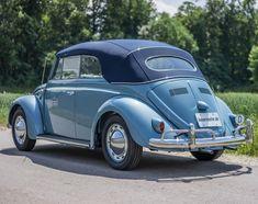 Vintage Cars, Antique Cars, Vw Racing, Vw Cabrio, Import Cars, Bugatti, Porsche, Classic Cars, Automobile