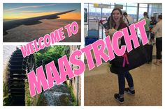 Welcome to Maastricht // Week 1 // CC Overseas Travel Vlog