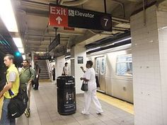 """42: """"Collision with a Ghost"""": Anecdote about a New York City Subway operator who saw a black woman jump in front of his train at the Roosevelt Avenue-Jackson Heights Station (Queens Boulevard Line), Nov. 22, 1951. No body was found."""