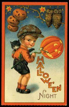 Holidays-Greetings    Halloween