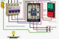 Esquemas eléctricos: Motor a botoneras