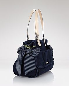 Juicy Couture  Daydreamer denim tote