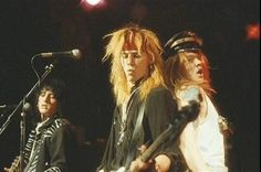 Izzy Duff and Axl.!!!