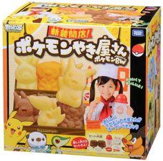 Pokemon cake making kit