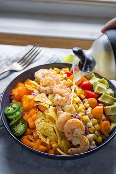 1000+ images about Shrimp on Pinterest | Shrimp salads, Grilled shrimp ...