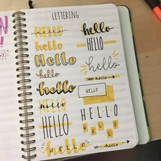 Editable Printable Cleaning Schedule and Checklist lettering reference : bulletjournal Bullet Journal School, Bullet Journal Inspo, Bullet Journal Headers, Bullet Journal Banner, Bullet Journal Notebook, Bullet Journal Aesthetic, Bullet Journal Ideas Pages, Journal Fonts, Bullet Journal Lettering Ideas