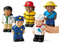 Soft & Safe Community Helpers