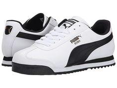 http://www.zappos.com/puma-roma-basic-white-black