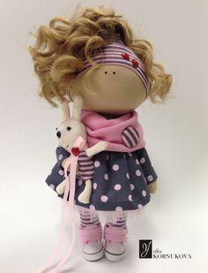 Купить или заказать Тетя Мотя. Интерьерная текстильная кукла. в интернет-магазине на Ярмарке Мастеров. Интерьерная текстильная кукла ручной работы.