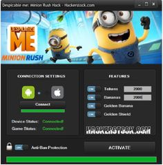 Despicable Me: Minion Rush Hack 2016 No Survey Free Download http://www.hackerstock.com/despicable-me-minion-rush-hack-2016-no-survey/