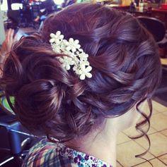 Gorgeous hair