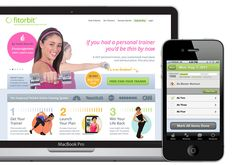 FitOrbit.com Website & Mobile App