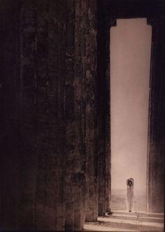Isadora Duncan, Edward Steichen. Fotografía | Photography