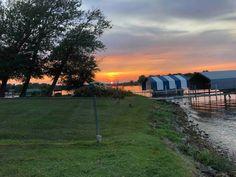 Sunday's Magnificent Sunset – Life On Lake Minnetonka Next Door Neighbor, Sunday Night, Sick, Sidewalk, Sunset, Places, Side Walkway, Walkway, Sunsets