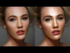Simple Dodge & Burn Technique in Photoshop - Sculpting the Face by Dodging & Burning [Easy & Fast] Dodge And Burn Photoshop, Photoshop Face, Photoshop Actions, Free Photoshop, Photoshop For Photographers, Photoshop Photography, Portrait Photography, Photoshop Tutorial, Photoshop Youtube