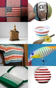 """I Got Stripes"" by KickassStyle --Pinned with TreasuryPin.com"