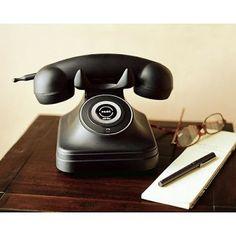 retro desk phone with caller id | Prix de 189$ sur Amazon.