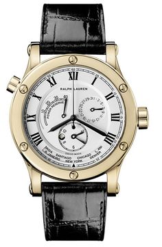 Ralph Lauren Watch - The Face of Watchmaking's Future at SIHH and GTE - WSJ.com