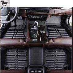 [Visit to Buy] custom full set car mats suv mats floor liner floor mat for Ford Explorer 2013-2017 #Advertisement