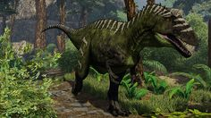 Primal Carnage, Happy Tree Friends, Prehistoric Creatures, Dinosaurs, Elephant, Animals, Animales, Animaux, Elephants