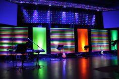 Neon pallets