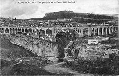 Le pont de Sidi-Rached
