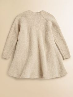 Kid by Phillip Lim  Toddler's & Little Girl's Seamed Sweaterdress