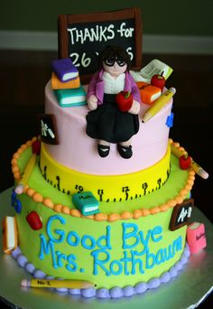 retirement cakes - Google Search