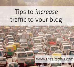 To be a successful blogger, you have to get traffic to your website. Learn how to blog BIG with these tips.
