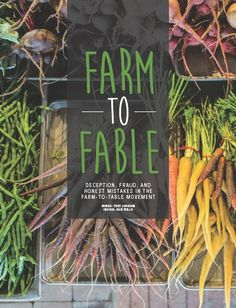 Behind the Story: Farm to Fable - SD Food News - Spring 2015 - San Diego