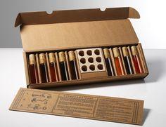 Nice #honey sampler #packaging PD