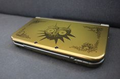 New Nintendo 3DS XL Zelda Majora's Mask