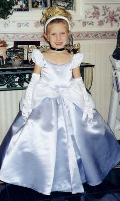 Disney Store Ball Gown Cinderella Costume | Halloween ideas | Pinterest | Costumes Halloween ideas and Birthdays  sc 1 st  Pinterest & Disney Store Ball Gown Cinderella Costume | Halloween ideas ...
