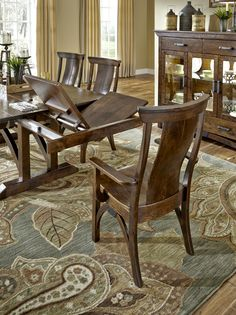 Brookfield Trestle Table From Simply Amish Furniture | Simply Amish For The  Dining Room | Pinterest | Trestle Tables And Room