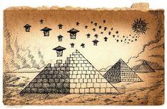 Pyramids, Aliens & World Events   James Gilliland   10.22.16...