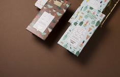 Mon Choco — The Dieline - Branding & Packaging Design