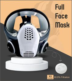 Shigematsu TW088 Reusable Half Face Respirator   ・TW is a new style respirator which has no stress to replace filters. You can choose 2 series of filters. X series are light type filters, and they provide wider vision. T series are standard type filters, and they suit in daily work. Shigematsu is the leading professional manufacturer of particulate and gas respirators in Japan. Safety Mask, Filters, Home Appliances, Canning, Face, Stress, Suit, Japan, Style