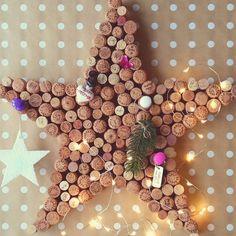 Die 66 Besten Bilder Von Basteln Mit Korken Christmas Ornaments