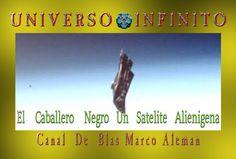 El famoso «Caballero Negro» es filmado desde la ISS 2016 #UniversoInfinito
