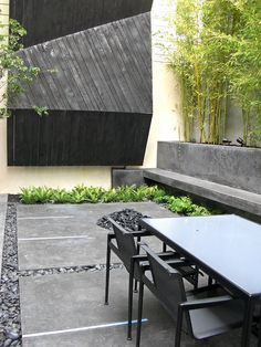 Sculpture Garden in Pacific Heights, San Francisco by Roderick Wyllie of Surfacedesign Inc