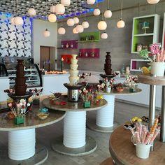 The new Hyatt Ziva Cancun #chocolate #gelato