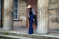 nowa-k ponczo kombinezon ogrodniczki dzwony zara kapelusz plecak Panama Hat, Zara, Vogue, Blog, Fashion, Moda, Fashion Styles, Blogging, Fashion Illustrations