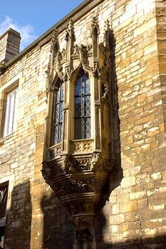 """Unusual_Window_Lincoln_Castle by gainsheritage """"Commenting when I Can"""", via Flickr"""