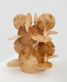 artnet Galleries: Modulo de construccion de tortillas by Damián Ortega from Gladstone Gallery
