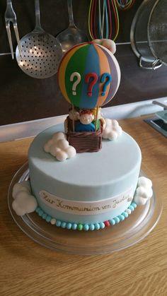 Torte 3 Fragezeichen