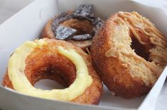 Cronuts at Rinkoff's bakery
