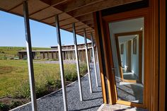 Manneriehof, Eupen-Malmedy, Bélgica - Samyn and Partners Architects & Engineers - © Steven Massart