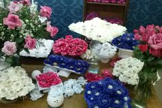 casamento rosa e azul.