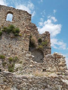 Mystras Castle- Greece http://oneperfectday-accessories-and-bags.blogspot.gr/2015/06/trecking-up-to-mystras-castle.html